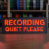 Recording LED sign image