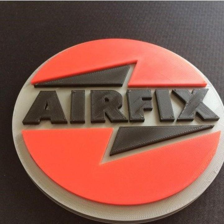 Airfix Logo (coloured)