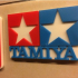 Tamiya Logo - Coloured image