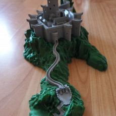 Picture of print of Dragonstone