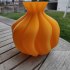 Banana vase image
