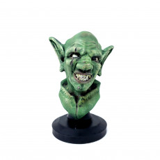 Picture of print of Goblin Bust