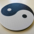 Yin and Yang Coaster image
