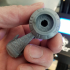 Death Star rotary knob for 6mm shaft image