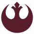 Star Wars rebel symbol image