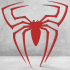 Spiderman logo image