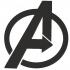 Avengers logo image
