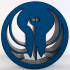 Star Wars Galatic Republic logo image