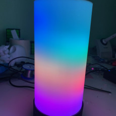 Picture of print of LED Mood Lamp