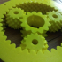 Fractal Gears Bearing and Planetary image