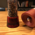 Bugatti salt and pepper shaker image