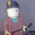 LEGO GIANT POLICIA NACIONAL ESPAÑA (MADERO) image