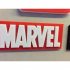 Marvel Logo Multicoloured image