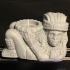 Chac Mool iwatch charger stand image