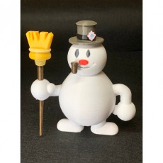 Frosty The Snowman Multi Color MMU 9 colors