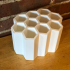 Honeycomb Utensil Holder image