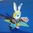 cute rabbit image
