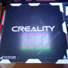 Original glass holder for Creality Ender 3