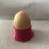 Coquetier emboitable / Nestable eggcup image
