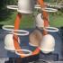 Egg rack print image