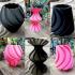 Three twisted vases image