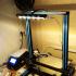 Support for Ikea LED strip for CR-10 / Ender 3 image