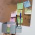 organizador de notas y lapiceras image