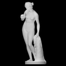 Venus with the Apple