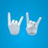 DEVIL HORN HAND GESTURE -UPDATE image