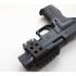 hand gun mount simple image