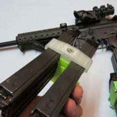 Dual Magazine holder M4