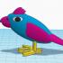 Birdi Tinker Cad image