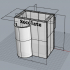 3- Porta herramientas para anycubi 4 max image