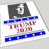 Trump 2020 Election Poster image