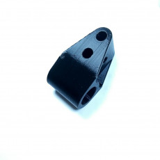 Picture of print of go kart Searing weel axis holder 20mm