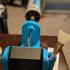 Tumbler Core - Adjustable Size - Square Rod OR PVC image