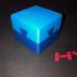 Dovetail Puzzle Box image
