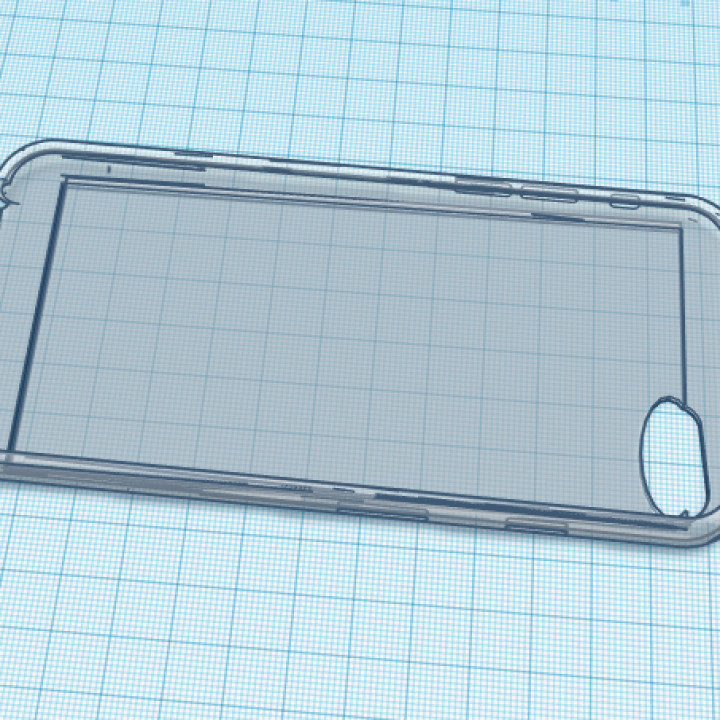 Clear Iphone 8 Case