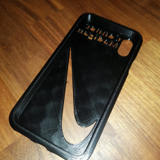 Picture of print of Nike IPhone  X Case