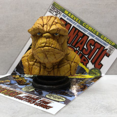 Picture of print of The Thing Bust