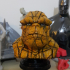 The Thing Bust print image