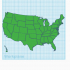 Map Of The United States image