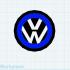 Volkswagen Logo image