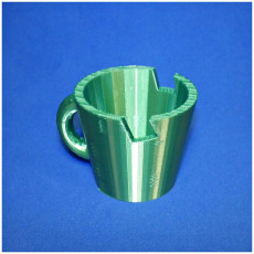 Picture of print of iPhone Cup Stand