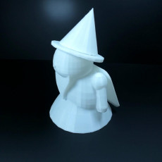 Picture of print of Wizard