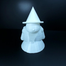 Picture of print of Wizard This print has been uploaded by Li WEI Bing