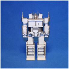 Picture of print of Optimus Prime