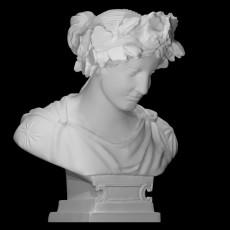 Bust of Viktoria