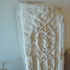 Marble Pillar with Plant Decoration image