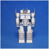 Optimus Prime print image
